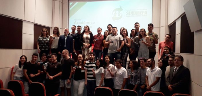 Médicos e acadêmicos celebram resultados do projeto Acadêmico Aspirante