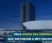 Entidades médicas pedem que deputados derrubem emendas que distorcem o programa Médicos pelo Brasil