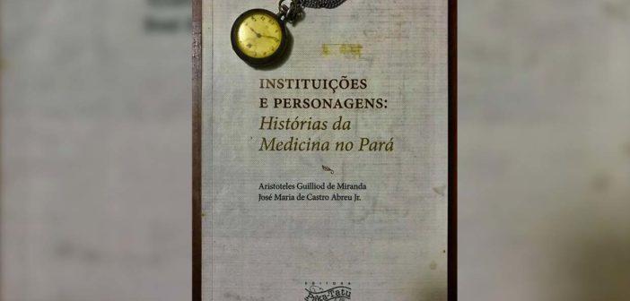 Médicos lançam coletânea com personagens da medicina no Pará