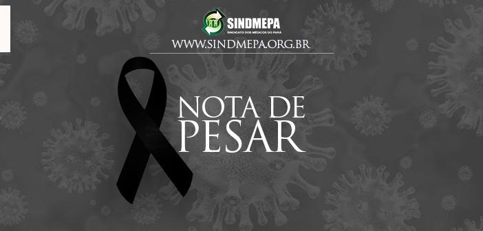 Nota de Pesar – Nelsonita Teixeira de Carvalho Silva Barbalho